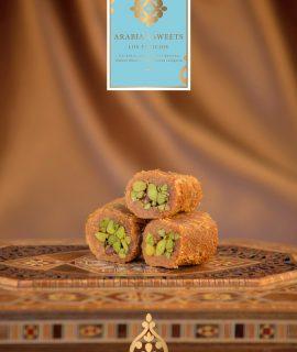 Mabrumi pistacho